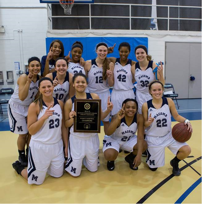 Lady Monarchs are MCCAA Basketball Champs!
