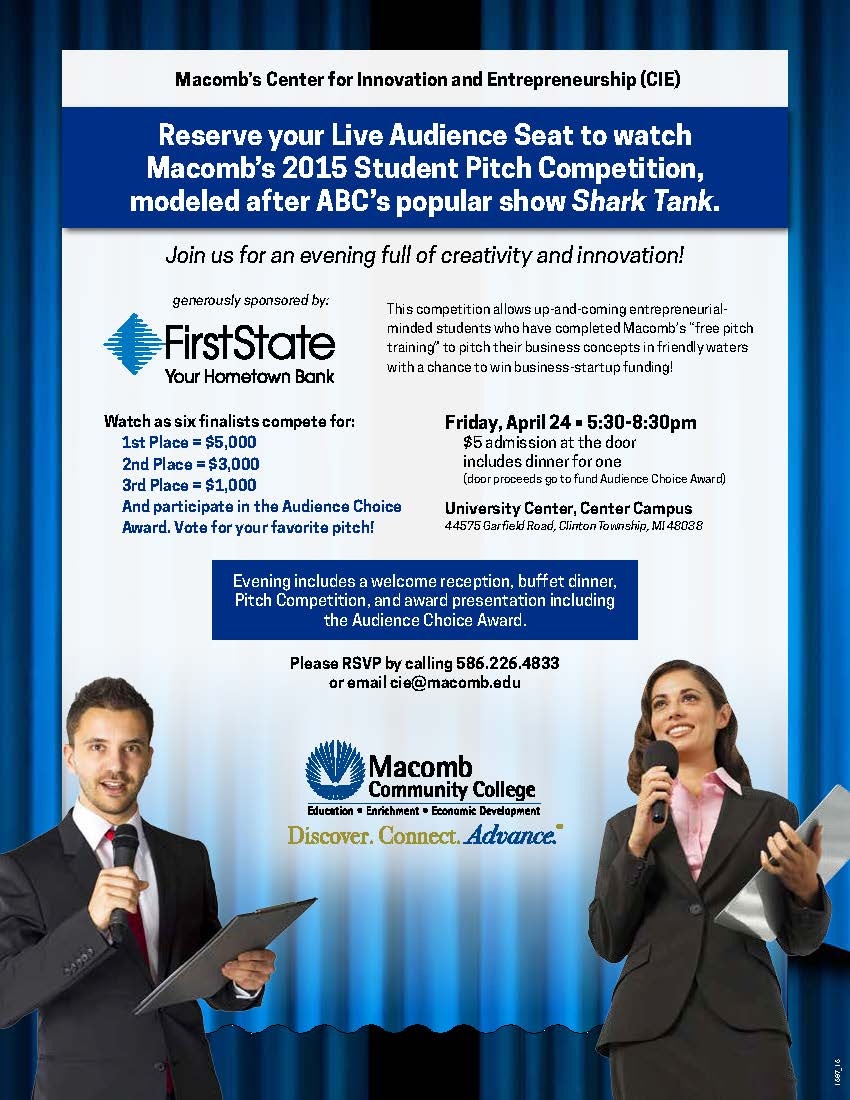 Student Pitch Competition