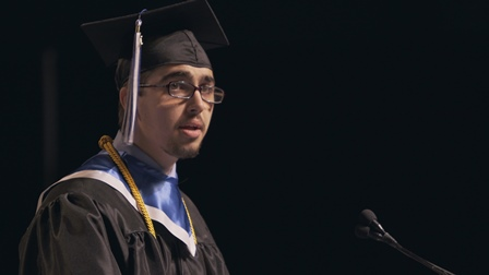 Sense of purpose defines Most Distinguished Grad