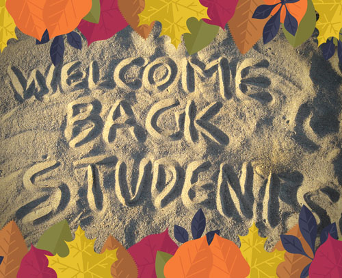 Happy Fall Semester!